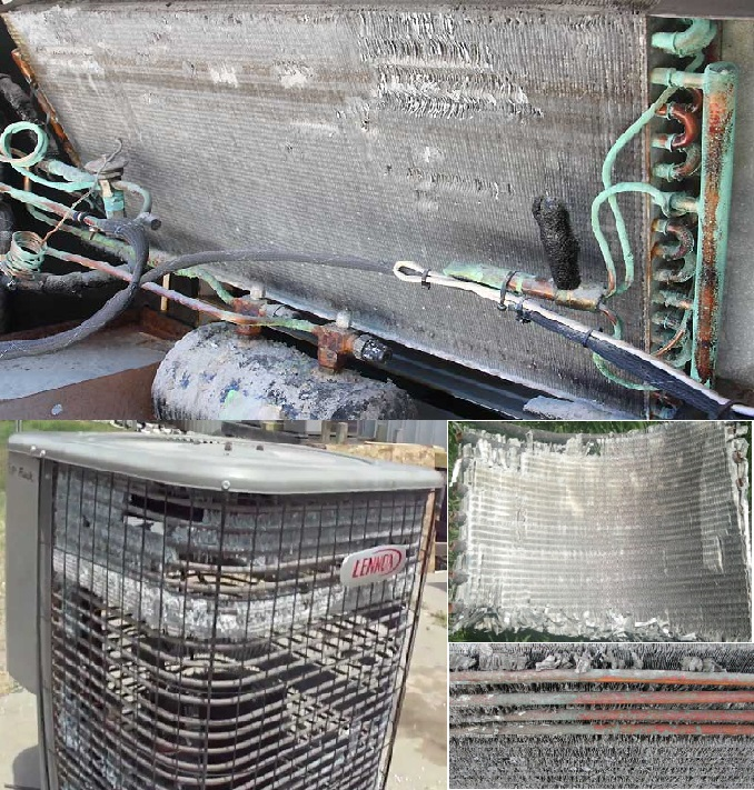 Protect AC Units from Salt Damage